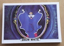 1982 Treat Hobby Products Snow White And The Seven Dwarfs Trading Card Set