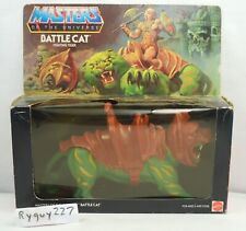 MOTU, Battle Cat, Masters of the Universe, MOC, MISB, sealed box, He-Man vintage
