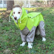Dog Raincoat Small Large Size Modern Design Jacket Closed Girl Good Boy Cute