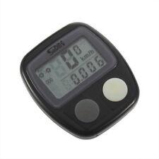 14 Functions Cycling Bike Cycle LCD Computer Odometer Speedometer Waterproof EC