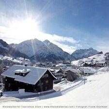 5 Tage Urlaub in einer Ferienwohnung im Kleinwalsertal Hirschegg Vorarlberg