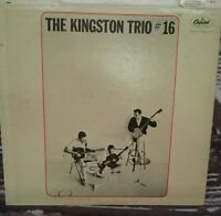 the Kingston Trio                 LP Record