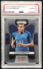 **KYLIAN MBAPPE** 2018 WORLD CUP PRIZM #80 ROOKIE PSA 10 GEM MINT📈🔥