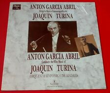 Anton Garcia Abril Conducts the Film Music Of Joaquin Turina (New/Sealed LP)