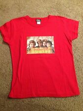 THE GOONIES GRAPHIC TEE T-SHIRT WOMENS Size Large 1990's