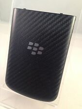 Genuine Original Blackberry Q10 - Black Back Battery Cover - Housing