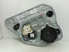 2005 VOLVO S40 REAR PASSENGER SIDE WINDOW MOTOR REGULATOR 8679082