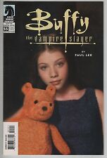Buffy Vampire Slayer #55 Dawn photo cover comic book Tv show series Joss Whedon