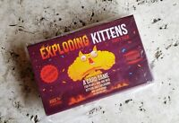 EXPLODING KITTENS Party Pack - 10 Player Game Target Exclusive - NEW SEALED RARE