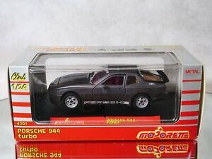 Majorette Club n° 4201 Porsche 944 Turbo neuf en boite 1/24