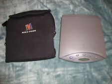 Media Vision ReNo 660-0020-01 CD Player External ca. 1994 with case