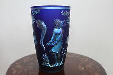 Fenton Vase Veryle Seasons Design Favrene #242/1000