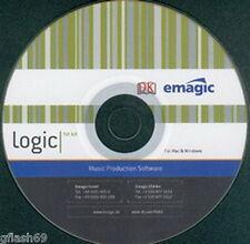 Logic - for Pc -Logic Multi-Track Recording Studio -Rare Pc version !