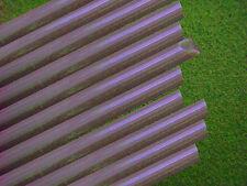 1lb Devardi Glass Rods Lampwork COE 104~Opaq. Dk Purple