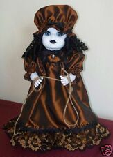 OOAK Creepy Art Doll BETHANY Halloween Prop Goth Baby