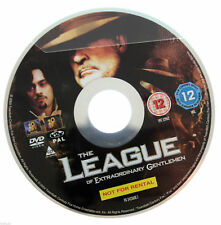 The League ordinary Gentlemen DVD R2 PAL - 2004 - DISCOS sólo en Funda