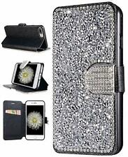 For Samsung Galaxy S10 Plus S10e Phone Case Cover Card Flip Wallet Diamond Stand