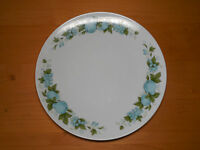 """Noritake Cook n' Serve BLUE ORCHARD 6695 Dinner Plate 10 1/2"""" 1 ea   6 available"""