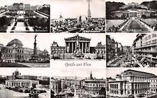 R233388 Gruse Aus Wien. Multi View. Echte Photographie. Ansichtskarten. Vertrieb