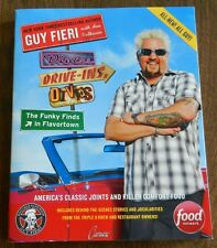 Diners, Drive-Ins, and Dives -The Funky Finds in Flavortown Cookbook -Guy Fieri