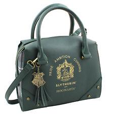 Harry Potter Purse Handbag Slytherin House Womens Shoulder Satchel Bag