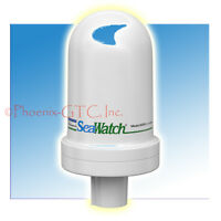 "#3004 SHAKESPEARE SEAWATCH MARINE TV ANTENNA 4/"" 12VDC 110VAC"