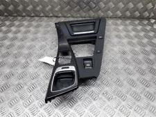 BMW 5 Series F10 2010 To 2013 Centre Console Surround Trim Cup Holder+WARRANTY