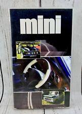 Mini Car Vehicle Vhs Tape Rover Austin Collectable Collectors Mini Cassette RARE