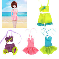Puppen Bademode Badeanzug Schwimmanzug Schwimmen Outfit Für 1/3 Puppen Zubehör