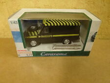 BOXED MODEL CAR CARARAMA 1:43 / LAND ROVER SERIES III 109 #3
