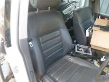VOLKSWAGEN TOUAREG FRONT SEAT RH FRONT, LEATHER, 09/03-12/10 03 04 05 06 07 08 0