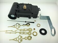 """Takane Chime Pendulum Quartz Battery Movement with Hands to fit a 1/4"""" Dial"""
