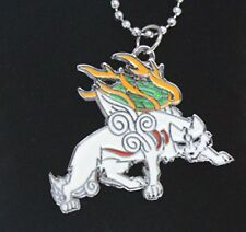 Okami Chibiterasu Limited Edition Necklace Worthy Of Collection Pendant Necklace