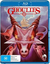 Ghoulies - (Bluray) RB 80's Horror Brand New Sealed Charles Band