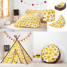 Emoji Girl Design Children's Bedding & Bedroom Furniture Collection Kids Nursery