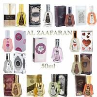 Ard Al Zaafaran 50ml Eau de Parfum Véritable Attar Musk Oud Haute Qualité