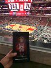 Hebru Brantley Chicago Bulls Benny The Bull Bobblehead Rare 3/6/20 SGA *IN HAND*