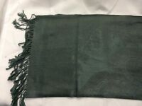 PURPLE GRAY BRAND NEW SEALED SCARF WITH TICKETED PRICE $22.99
