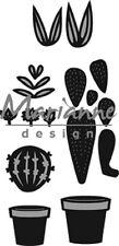 Marianne Design Craftables Die Cutting & Embossing Stencils Cactus CR1413 7pcs
