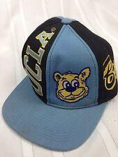 VTG UCLA Bruins Snapback Hat Cap All Over Big Logo Colosseum Athletics NCAA