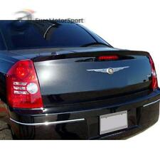 * PAINTED For Chrysler 300 300C SRT8 TRUNK LIP SPOILER Brilliant Black Pearl PXR