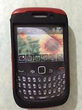 OtterBox Commuter Case for BlackBerry 8500/8520/8530 Curve - Red/Black