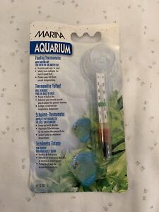 Floating Thermometer Suction Cup Aquarium Pool Jacuzzi Temperature2-5.69