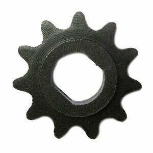 Pignone 11 Denti catena piccola per Motore 800w 1000w Viron e compatibili