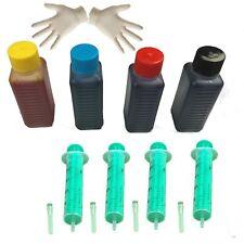 400ml Nachfüllset für HP 301 Druckerpatronen Schwarz & Color tinte Nachfülltinte