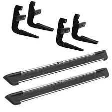 Westin Sure-Grip Brite Running Boards & Mountings for Enclave/Acadia/Traverse