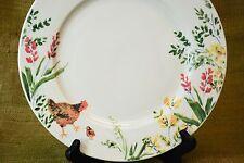 PAULA DEEN Dinnerware - Garden Rooster - Dinner Plate 10 3/4  & Paula Deen Plate | eBay