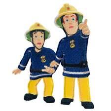 1Aufbügelmotiv ♥ Patch ♥ Fireman Sam  *SAM & ELVIS* ♥ Aufbügler♥Applikation NEU