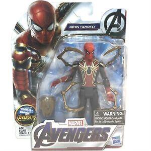 Marvel Avengers Infinity War Iron Spider 6 in Figure Hasbro New