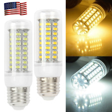 100W Equivalent LED Bulb 72-Chip Corn Light E26 27 1850lm 5W Cool Daylight 6000K